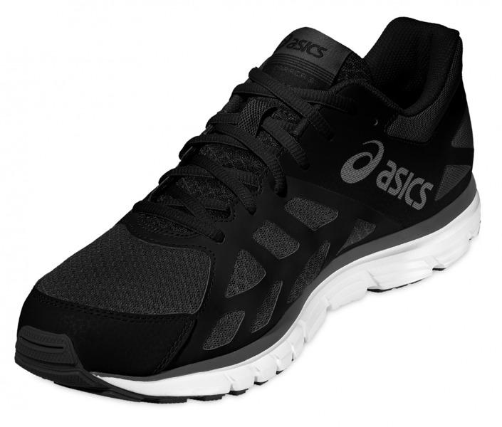 buty do biegania asics czarne