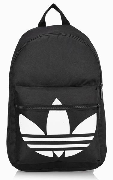 82eb85866406d ... Plecak - Adidas Trefoil Classic - czarny ...