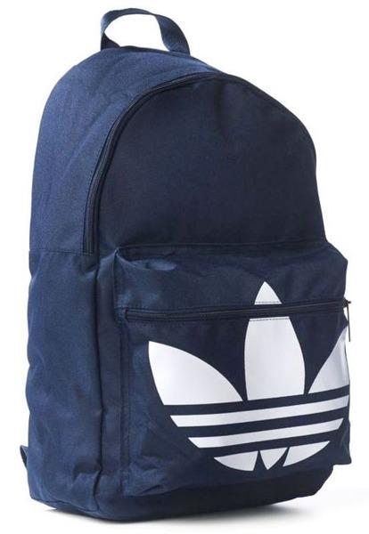 a45a191cce6e3 Plecak - Adidas Trefoil Classic - granatowy czarny   Akcesoria ...