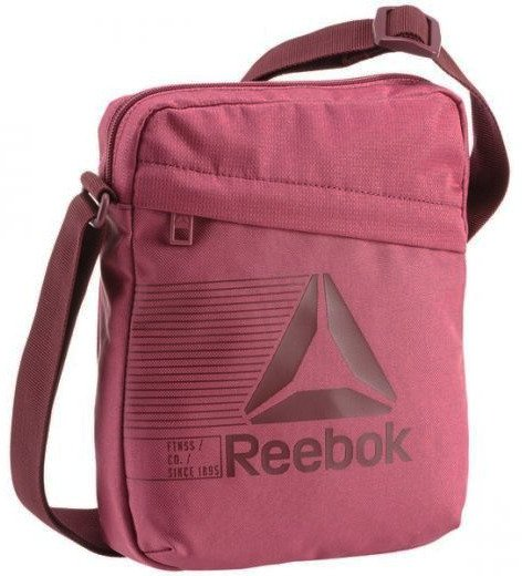 f50da5e284dce ... Saszetka - Reebok Active Foundation City Bag - CZ9878 ...