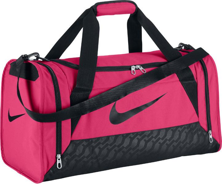 5e41831bc95bd ... Torba na ramię - Nike Brasilia 6 - różowa ...