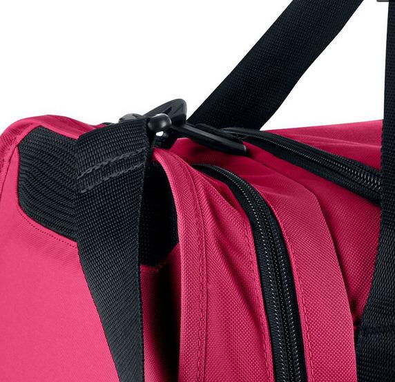 3b99fb6e4201e Torba na ramię - Nike Brasilia 6 - różowa ...