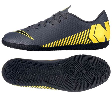 Buty - Nike Mercurial Vapor 12 Club IC - AH7385 070